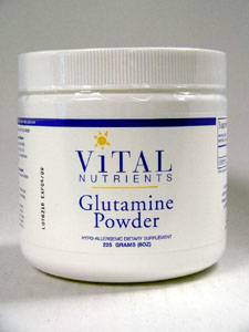 Glutamine Powder 8 oz