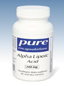 Alpha Lipoic Acid 200 mg 120 vcaps