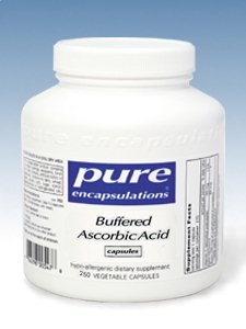Buffered Ascorbic Acid 250 vcaps