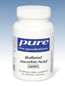 Buffered Ascorbic Acid 90 vcaps