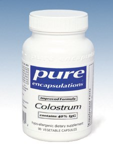 Colostrum 40% IgG 450 mg 90 vcaps